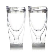 Asobu Set of 2 Vino-2-Go Wine Tumblers