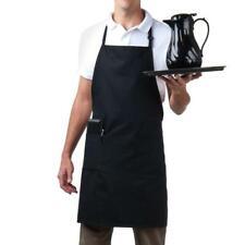 Kitchen Bib Apron Restaurant Chef Cooking Aprons For Home Commercial Men Women
