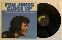 Tom Jones - Close Up - 1972 US 1st Press (NM) Ultrasonic Clean