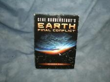 Earth: Final Conflict - Season One (DVD, 2009, 5-Disc Set)