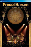 DVD  Procol Harum – Live At The Union Chapel Eu 2004 Sealed