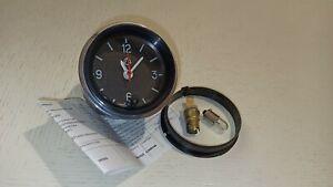 Car Dashboard Clock Automotive Clock 12v Car Clock Backlight Light Bulb Analog