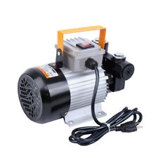 Self Prime 16Gpm 550W Oil Transfer Pump Fuel Diesel Kerosene Biodiesel Pump 110V