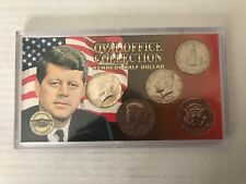 Oval Office Collection Kennedy Half Dollars