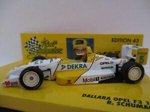 DALLARA F395 OPEL, #5, Ralf Schumacher, 1995 German F3 Vice Champion!!!