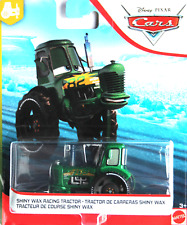 DISNEY PIXAR CARS METALLIC  SHINY WAX RACING TRACTOR TRAINING 2020 IMPERFECT PAK
