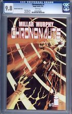 Chrononauts #1   Rare Phantom Variant Cover  Mark Millar  1st print    CGC 9.8