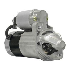 Starter Motor-New Quality-Built 17775N