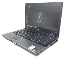 "2037 PC Portatile Notebook 15"" HP WorkStation 8540W 8Gb Ram 240Gb SSD Core i7"