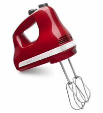 KitchenAid 5-Speed Ultra Power Hand Mixer with 2 Stainless Steel Beaters, KHM512