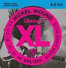 D'Addario EXL120+-3D Nickel Wound Guitar Strings, Super Light Plus 9.5-44 3 Sets