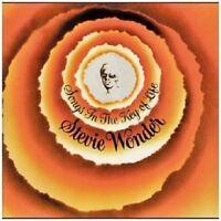 STEVIE WONDER - SONGS IN THE KEY OF LIFE  2 CD  21 TRACKS MOTOWN POP/FUNK  NEU