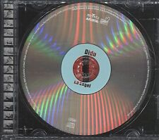 DIDO NO ANGEL CD only no case