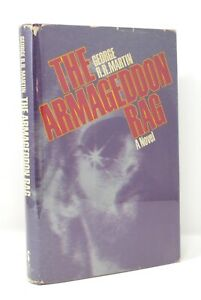 George R.R. Martin - The Armageddon Rag - 1st 1st - Author Game of Thrones - NR