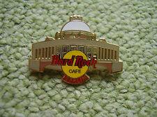 Hard Rock Cafe Pin Berlin mit Bode Museum Museumsinsel Anstecknadel
