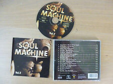 Soul Machine Vol. 3, Various Artist, CD