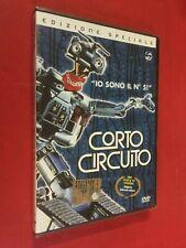 (DVD) CORTO CIRCUITO Io Sono il n. 5 Ed Speciale BG (2010) NUOVO SIGILLATO!