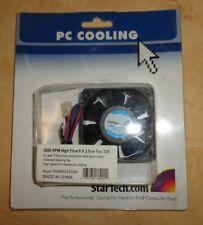 Startech.Com FAN6X25TX3H Cooling Fan 6 X 2.5CM TX3 HIGH FLOW