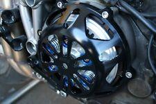 Ducati Black Engine Clutch Cover 748 749 996 998 1098 Ss 999 Hypermotard