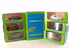 Hobbycar lot Eligor Ford Cortina Ford V8 boite revendeur
