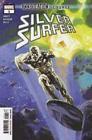 Annihilation Scourge Silver Surfer #1 Main Cover Marvel Comics
