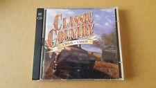 CLASSIC COUNTRY 1966-1969 - Rare Time Life 2 CD Set