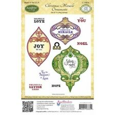 JustRite Christmas Stamp - Christmas Miracle Ornaments