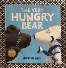 THE VERY HUNGRY BEAR - Nick Bland - Mini Paperback 2017