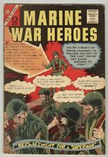 Marine War Heroes #12 February 1966 VG Replacement for Superman