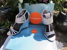 Karen Millen Women's 100% Leather High Heel (3-4.5 in.) Shoes