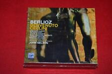 Berlioz: Benvenuto Cellini (CD, Nov-2004, 3 Discs, Virgin) Factory Sealed!