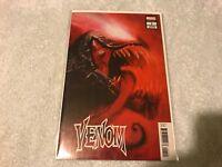 VENOM ANNUAL 1 variant cover Marvel comic book