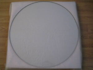 100CM ROUND CLEAR TEMPERED TOUGHENED GLASS 1000MM TABLETOP 8MM THICK SAFETY UK