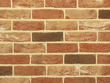 Handform-Verblender WDF BH177 rot bunt Klinker Vormauersteine Backsteine
