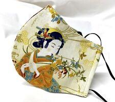 Pretty Geisha Designer Face Mask
