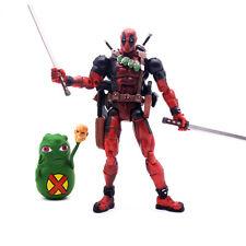"""Biz Toy Marvel Legends Series VI Deadpool & Doop 6"""" Action Figure Toy Gift"""