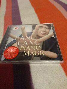 LANG LANG Piano Magic CD BRAND NEW