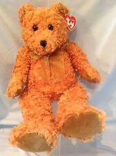 "Ty Teddybearsary 5050 15"" 2002 100 Year Anniversary Bear Medal 3+ Boy Girl $10"