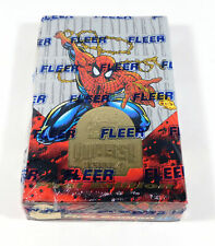 1994 Fleer Marvel Universe Trading Card Box 1st Edition Sealed (36 Packs)