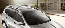 Genuine Nissan Qashqai +2 Aluminium Roof Bars/Rack Carrier KE732EY010
