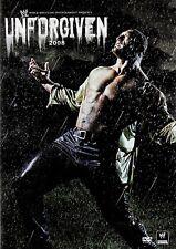 NEW DVD -  WWE - UNFORGIVEN 2008 - SHAWN MICHAELS, TRIPLE H , JEFF HARDY MATT