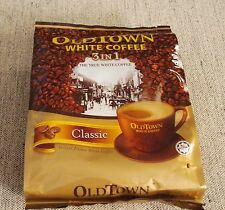 Old Town White Coffee 3 in 1 Classic Flavor IPOH, MALAYSIA 60 sachets (4 bags)