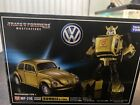 Takara Transformers Masterpiece Bumbelbee Gold Rare (MP-21G) Excellent Cond