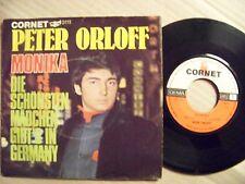 Peter Orloff - Monika / Die schönsten Mädchen...orig 45