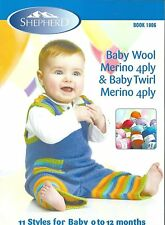 SHEPHERD Baby 1006 11 styles 0-12 mths  * New / Current