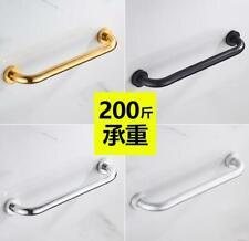 Gold, Black Bath Shower Safety Grab Bar Toilet Hand Rail Holder, Space Aluminum