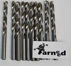 PUNTE PER TRAPANO ACCIAIO TITANIO COBALTO per metallo set 10 pz 6 mm farneed