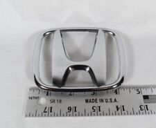 HONDA CIVIC SEDAN GRILLE EMBLEM 06-08 OEM GRILLE CHROME BADGE sign symbol logo