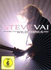 STEVE VAI - WHERE THE WILD THINGS ARE 2 DVD NEU