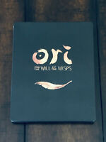XB1 Ori Will of the Wisps Collector's Edition Steelbook Case (Case Only NO GAME)